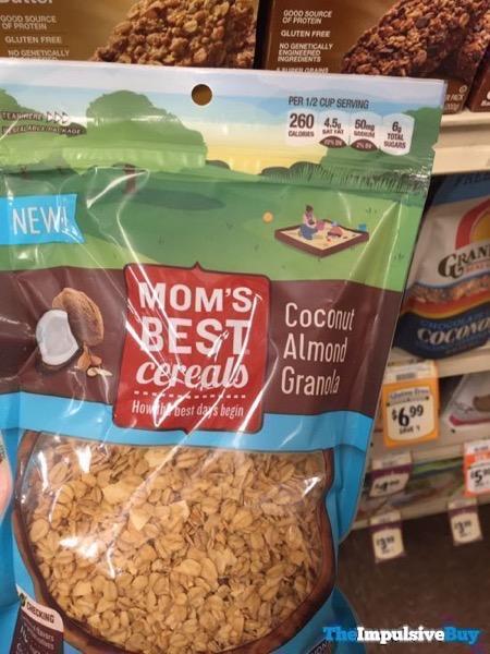 Mom s Best Cereals Coconut Almond Granola