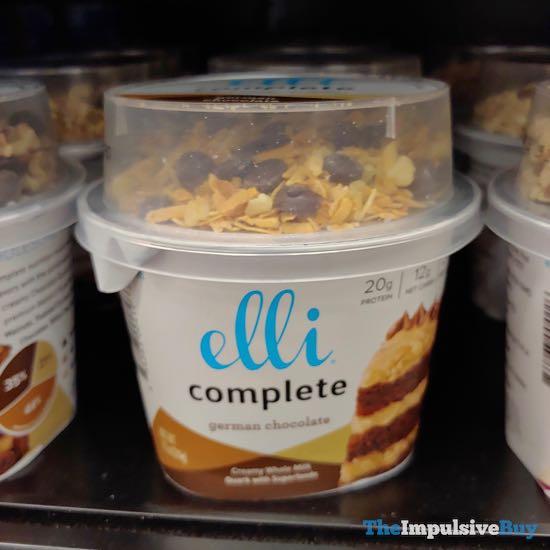 Elli Complete German Chocolate