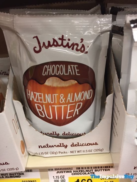 Justin s Chocolate Hazelnut  Almond Butter