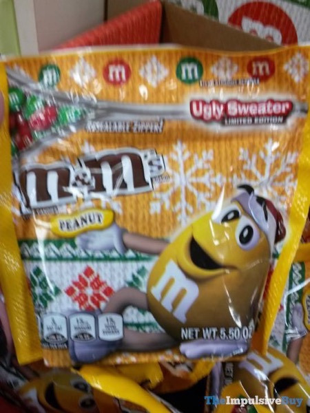 Ugly Sweater Limited Edition Peanut M M s