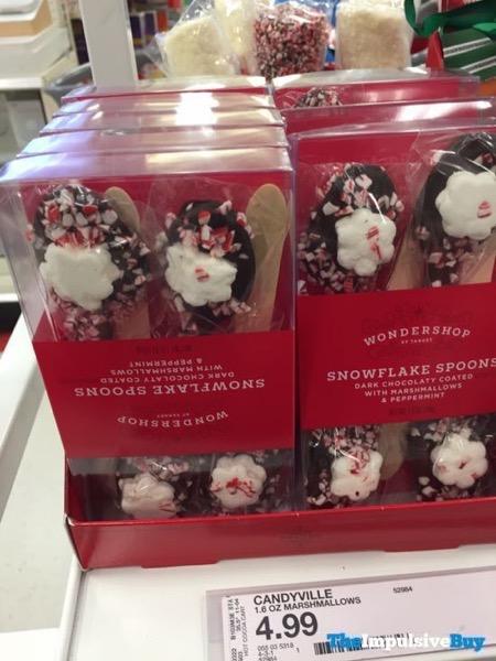 Wondershop at Target Snowflake Spoons