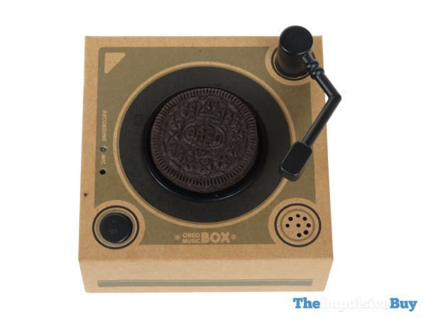 Oreo Music Box 1