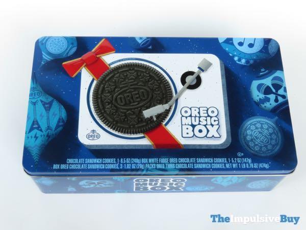 Oreo Music Box 2