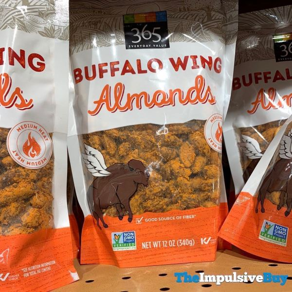 365 Everyday Value Buffalo Wing Almonds