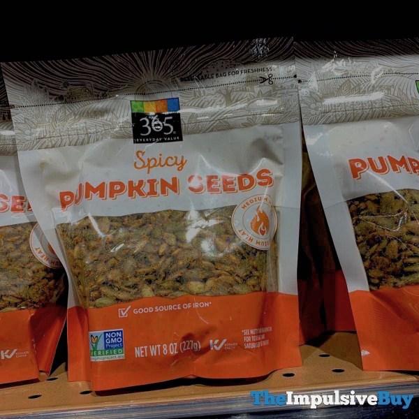365 Everyday Value Spicy Pumpkin Seeds