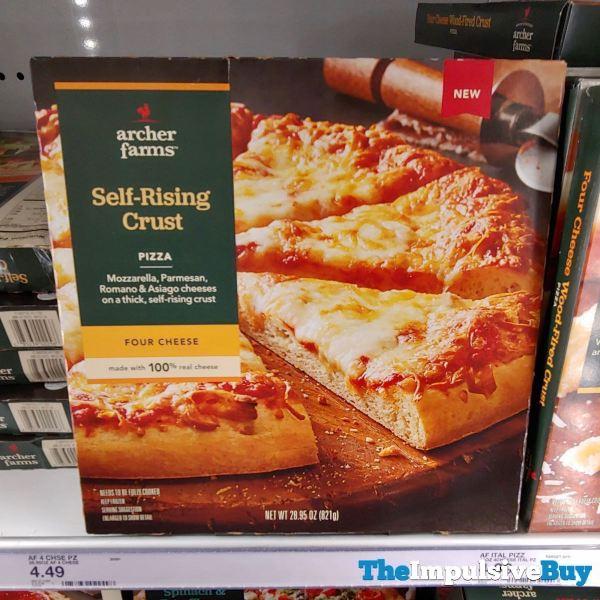 Archer Farms Four Cheese Self Rising Crust Pizza