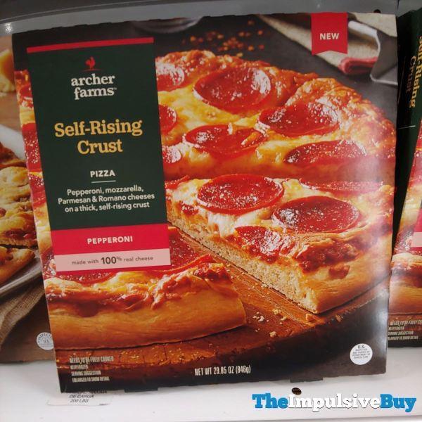 Archer Farms Pepperoni Self Rising Crust Pizza