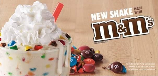 BK Shake with MMS