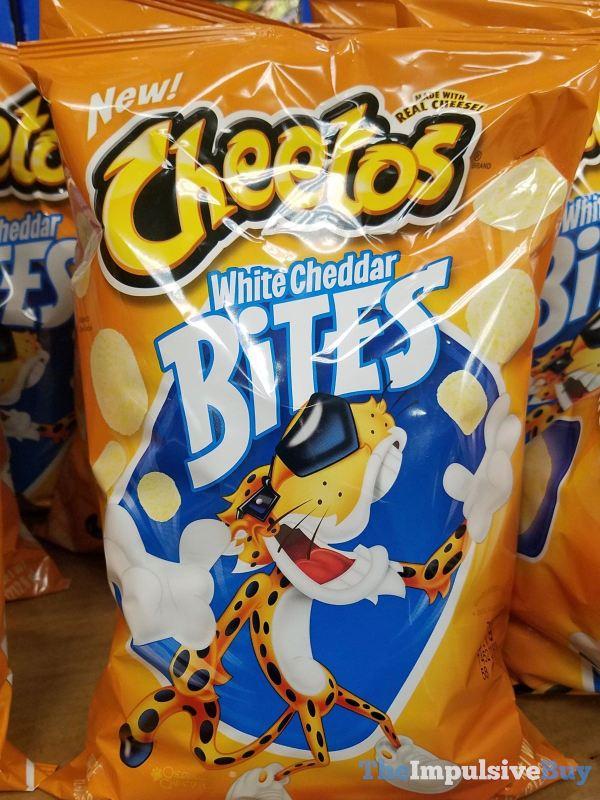 Cheetos White Cheddar Bites