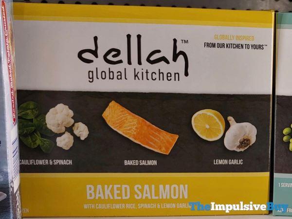 Dellah Global Kitchen Baked Salmon