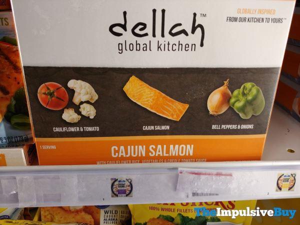 Dellah Global Kitchen Cajun Salmon