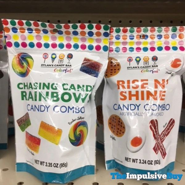Dylan s Candy Bar Chasing Candy Rainbows and Rise N Shine Candy Combos