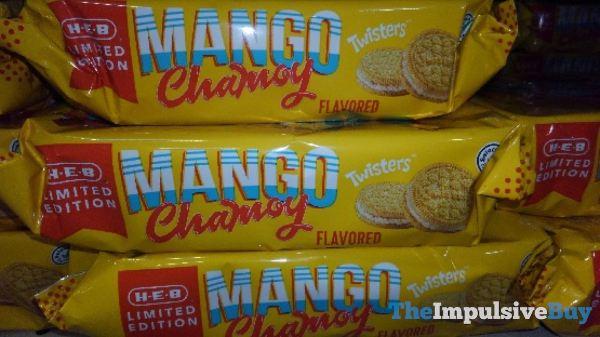 H E B Limited Edition Mango Chamoy Twisters