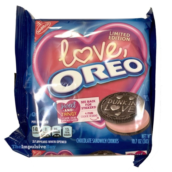 Limited Edition Love Oreo Cookies