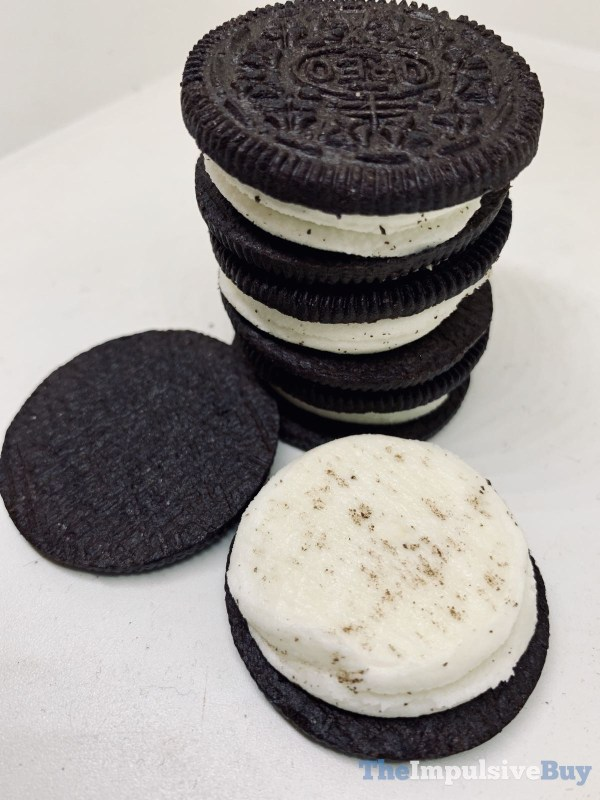 Limited Edition Oreo The Most Stuf Topless