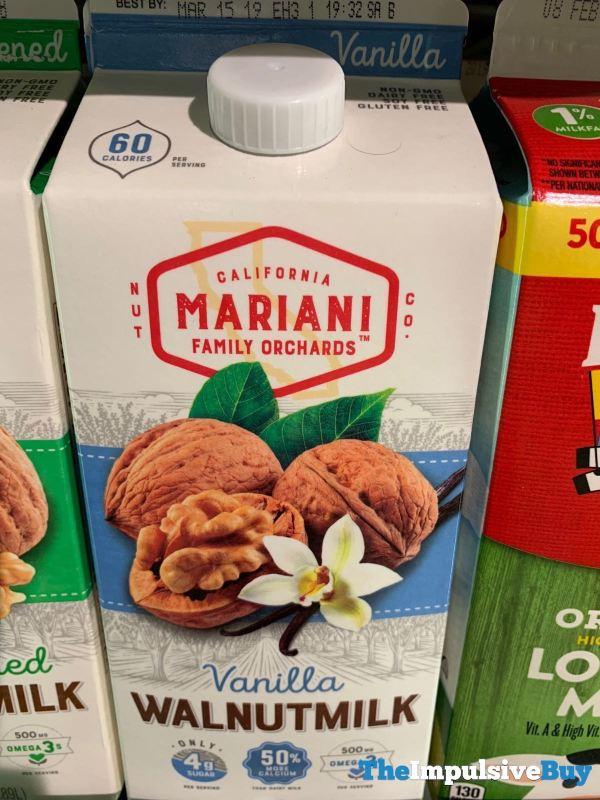 Mariani Vanilla Walnutmilk