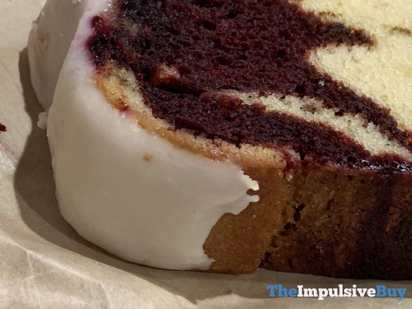 Starbucks Red Velvet Loaf Cake Icing