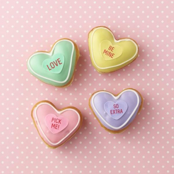 Valentine Conversation Doughnuts 2
