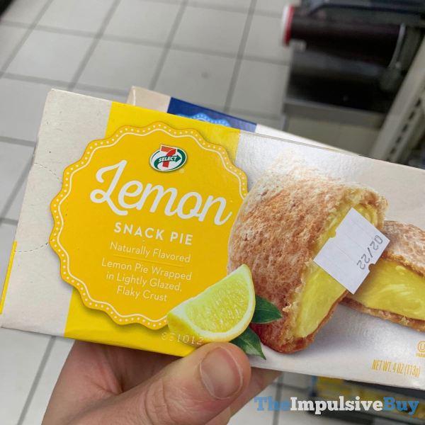 7 Select Lemon Snack Pie