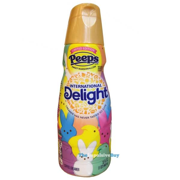 International Delight Limited Edition Peeps Creamer