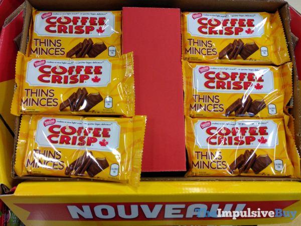 Nestle Coffee Crisp Thins