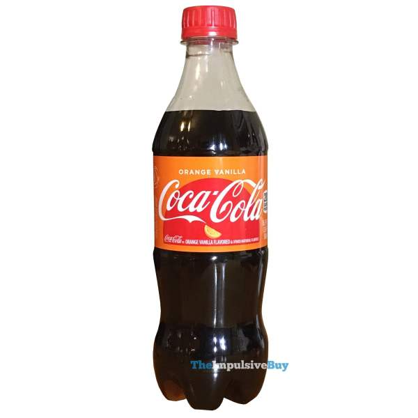 Orange Vanilla Coca Cola
