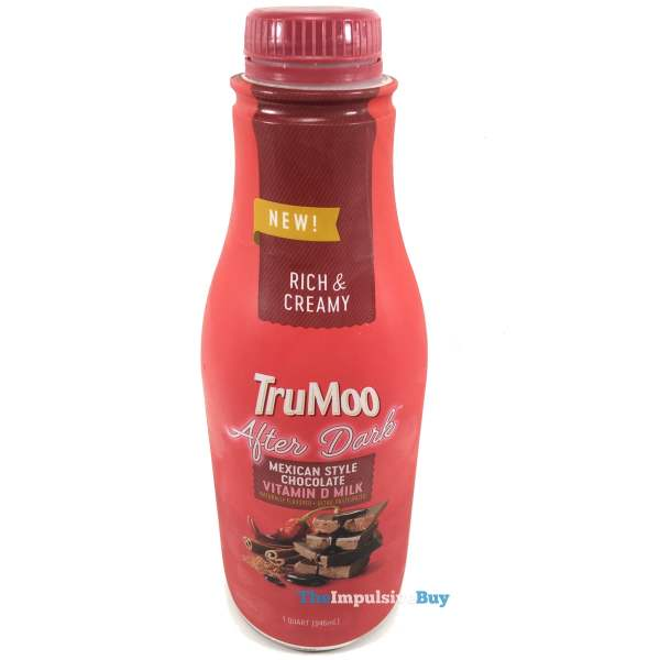 TruMoo After Dark Mexican Style Chocolate Milk