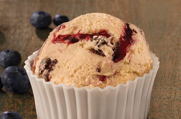 BR Blueberry Muffin