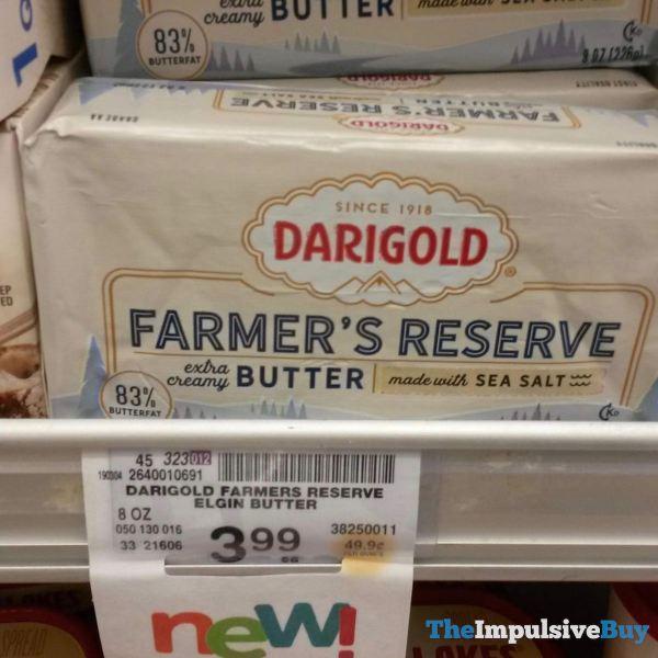 Darigold Farmer s Reserve Extra Creamy Butter