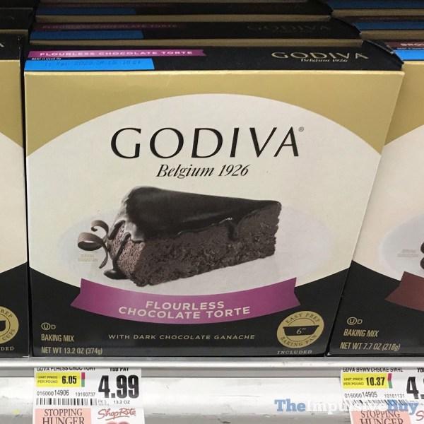 Godiva Flourless Chocolate Torte Baking Mix