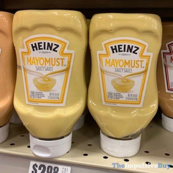 Heinz Mayomust Saucy Sauce