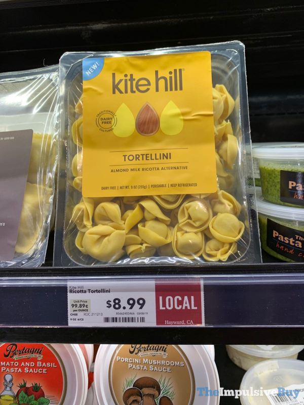 Kite Hill Tortellini