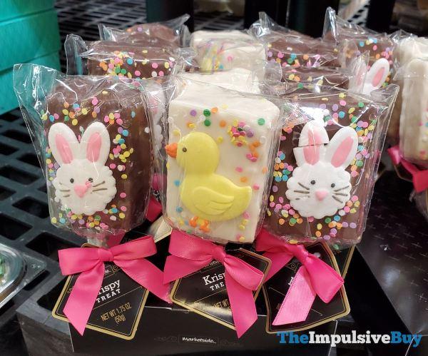 Marketside Easter Bunnies and Chicks Krispy Treats