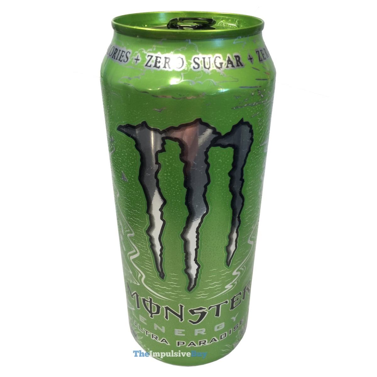 Review Monster Energy Ultra Paradise The Impulsive Buy