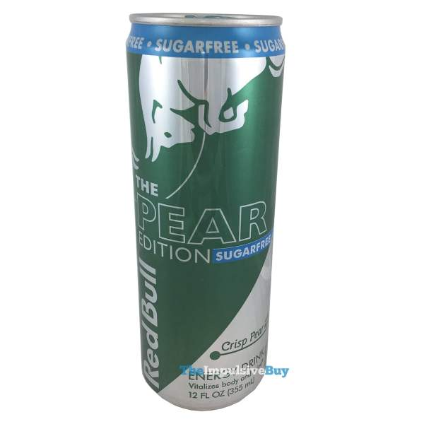 Red Bull Pear Edition