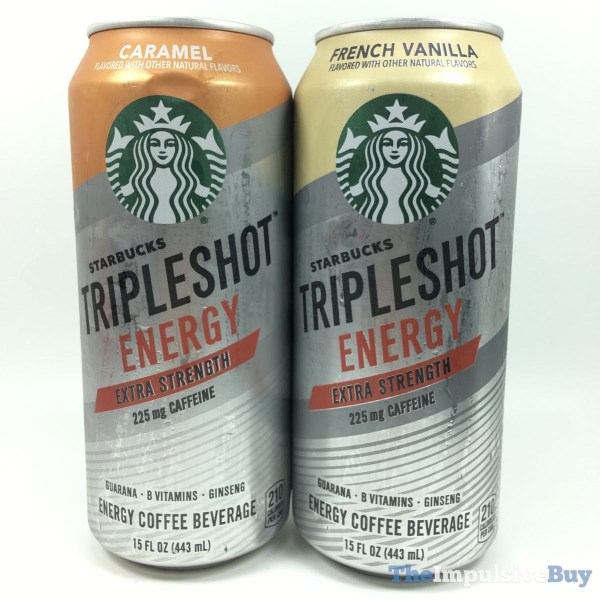 Review Starbucks Tripleshot Energy Coffee Beverages The