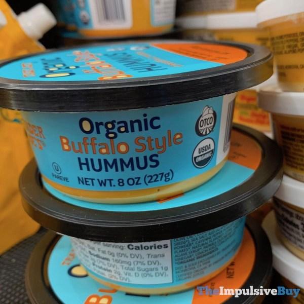 Trader Joe s Organic Buffalo Style Hummus
