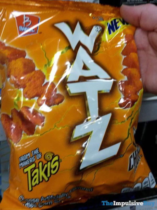 Barcel Watz Cheese Shock