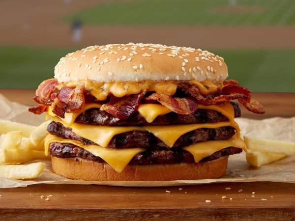 Burger King Stacker King