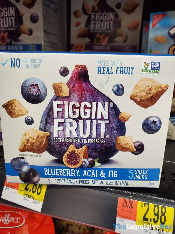 Friggin Fruit Blueberry Acai  Fig
