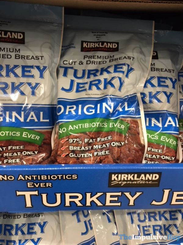 Kirkland Signature Original Turkey Jerky