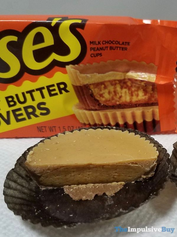 Reese s Peanut Butter Lovers Innards