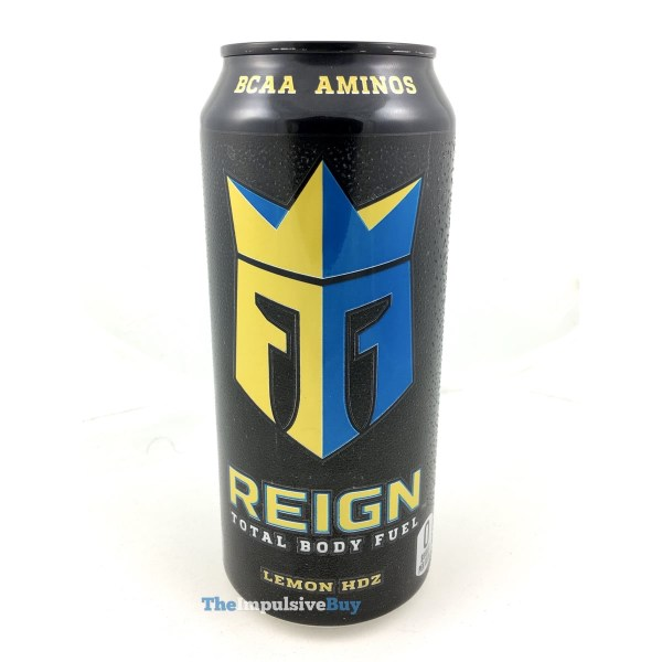 Reign Total Body Fuel Lemon HDZ
