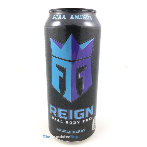 Reign Total Body Fuel Razzle Berry