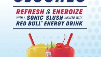 FAST FOOD NEWS: Sonic Lemonade, Frozen Lemonade, and Frozen Limeade