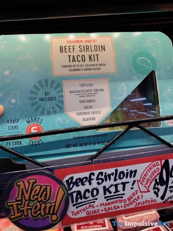 Trader Joe s Beef Sirloin Taco Kit