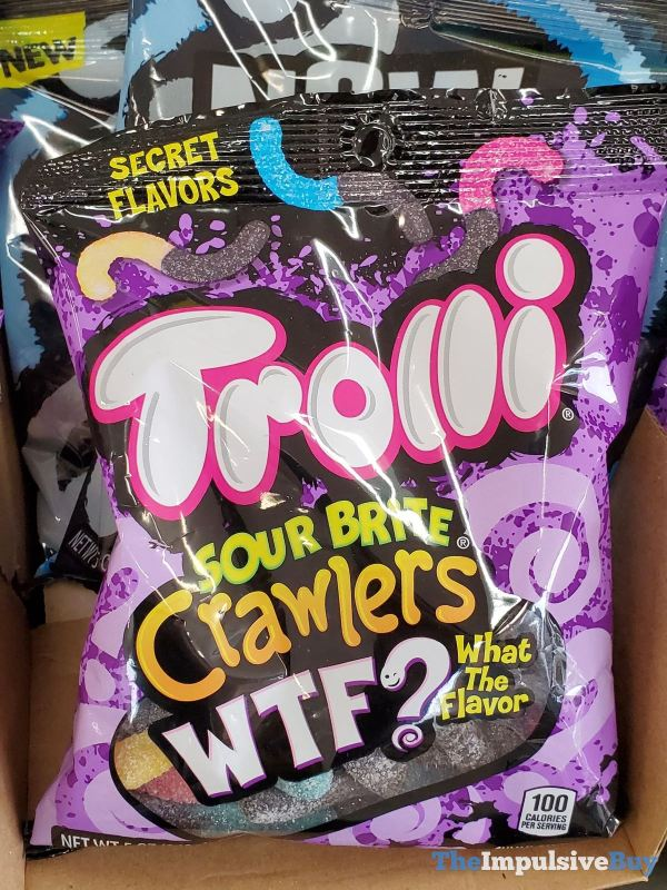 48d8ba0e4239 SPOTTED  Trolli Sour Brite Crawler and Now and Later WTF  What the ...