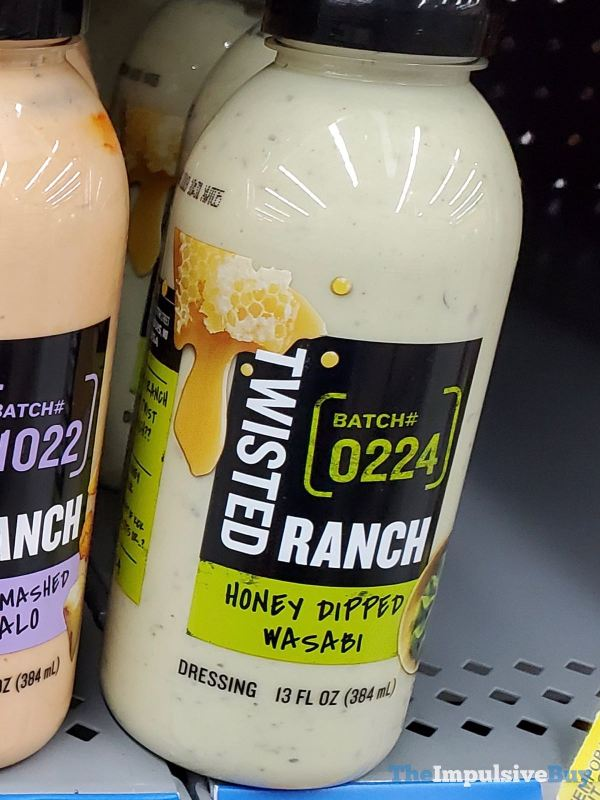 Twisted Ranch Honey Dipped Wasabi