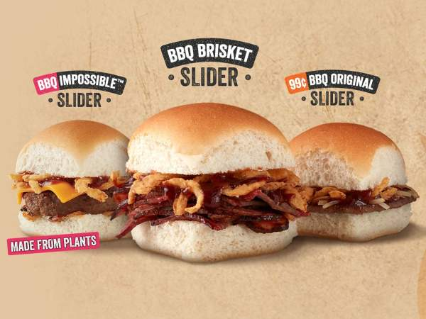 White Castle BBQ Bash Sliders