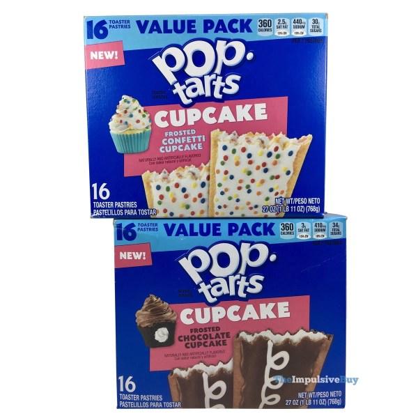 Cupcake Pop Tarts